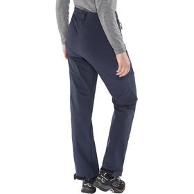 Jack Wolfskin Activate XT Pantaloni Donna, midnight blue
